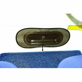 Waterline Design - Mosquito Net Portlight Window - 1226