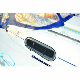 Waterline Design - Mosquito Net Portlight Window - 1223