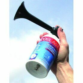 Ecoblast, Metal Signal Horn and Pump
