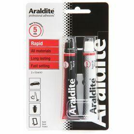 Araldite Rapid Solvent-Free Epoxy Adhesives
