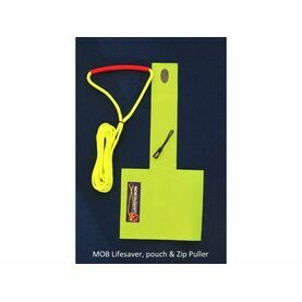 MOB Lifesaver - An improved retrieval line for lifejackets