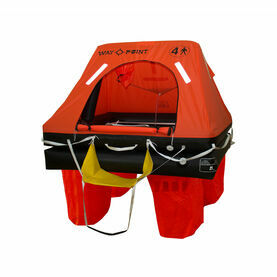 Waypoint ISO 9650-1 Ocean Liferaft Cannister - 4, 6 or 8 man