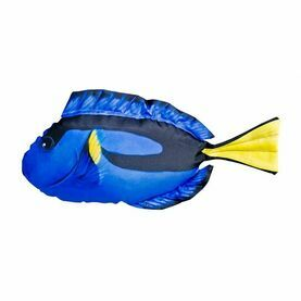 Pillow Fish - Mini Regal Blue Tang 32cm