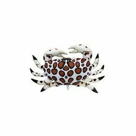 Calico Crab Fish Pillow - 66cm