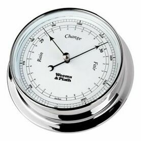 Weems & Plath Endurance 085 Barometer (Chrome)