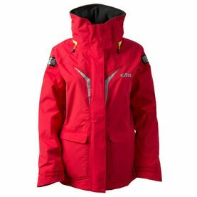 Gill OS3 Coastal Women's Jacket - Blue/Red