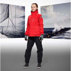 Gill OS3 Coastal Junior Jacket - Red