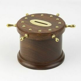 Nauticalier Capstan Moneybox