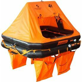 Ocean Safety Standard - 6 man valise