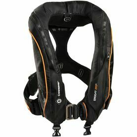 Crewsaver ErgoFit 290N OC (Ocean) - Auto with harness, light & hood