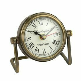 Nauticalia Barrington Pivot Clock
