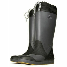 Orca Bay Solent rubber yachting boot - neopene lined