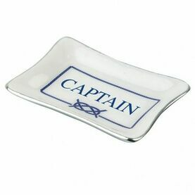 Nauticalia 'Captain' Tray - Blue