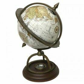 Nauticalia Columbus Globe