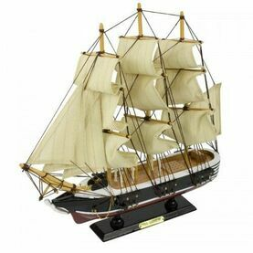 Nauticalia Wooden Model Ship - HMS Warrior - 33cm