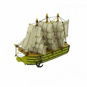 Nauticalia Wooden Model Ship - HMS Victory - 16cm