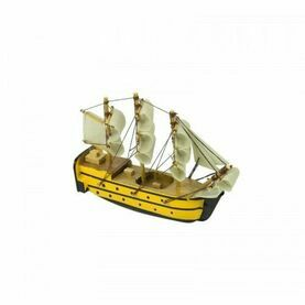 Nauticalia HMS Victory Wooden Model Ship - 12cm