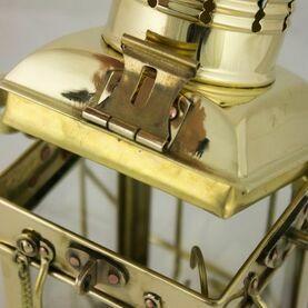 Nauticalia Square Cargo Lamp - 25cm