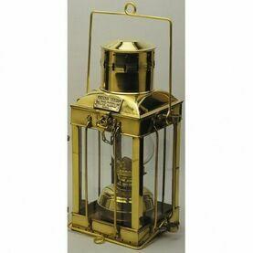 Nauticalia Square Cargo Lamp - 39cm