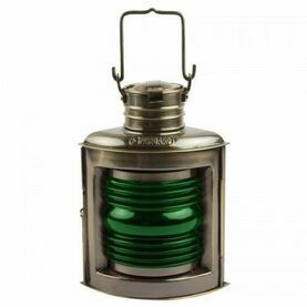 Nauticalia Starboard Navigation Lamp - 21cm - Electric