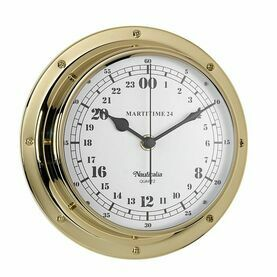 Nauticalia 24 Hour Clock (QuickFix)