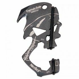 "Nauticalia ""Captain Gulp"" 10-in-1 Multi Tool"