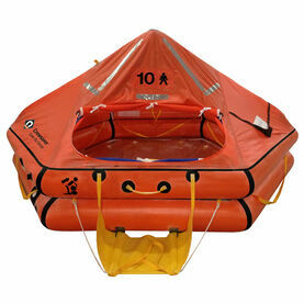 Crewsaver ISO Ocean Liferaft Over 24hr Container (Options Available)