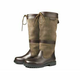 Orca Bay Mull Leather Waterproof Country Boot - Brown