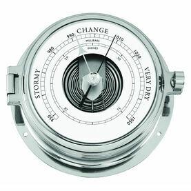 Talamex Series 160 Brass Chrome Plated Barometer