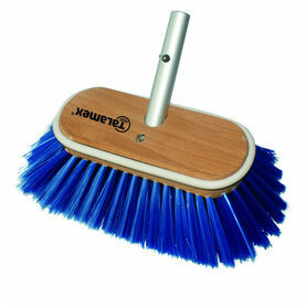 "Talamex Deluxe Deck Brush Head 8"" Blue"