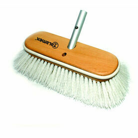 Talamex Brush Head Deluxe 10 White""