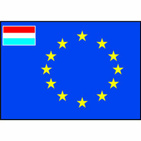 Talamex Europe Flag Dutch 70cm x 100cm