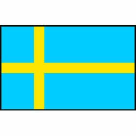 Talamex Sweden Flag 30cm x 45cm