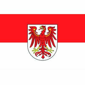 Talamex Brandenburg Flag (60cm x 90cm)