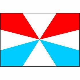 Talamex Dutch Square Pennant Flag (20cm x 30cm)