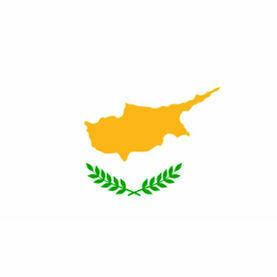 Talamex Cyprus Flag (20cm x 30cm)