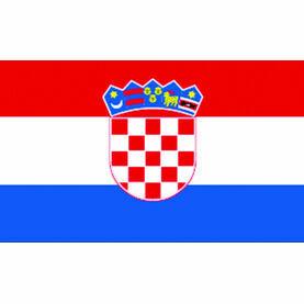 Talamex Croatia Flag (30cm x 45cm)