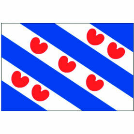 Talamex Frisian Flag 120cm x 180cm