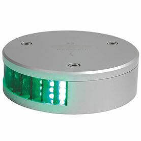 Lopolight - 2nm 112.5° Green Starboard w/2.5 metre cable