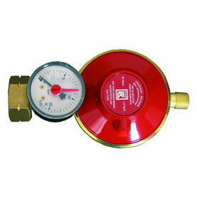 Talamex Regulator Shell/Combi 30 Mbar Gauge