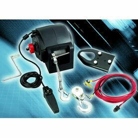 Talamex Electric Power Winch Wt-760 12V