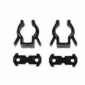 Talamex Clip Holders For Oars Black 17-23mm (2)