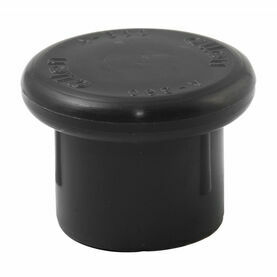 Allen 25mm Nylon Tube Plug (Pack of 2)