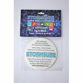 Stormsure Tuff Patches - 5 Round