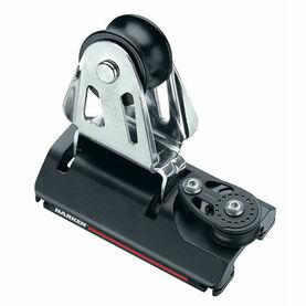 Harken 22 mm ESP Adjusterustable CB Car Sheave, 2:1