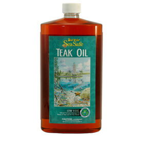 Starbrite Sea-Safe Teak Oil Low VOC