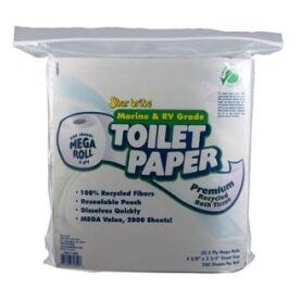Toilet Tissue Marine/RV 2ply (500/s)4pk