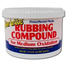 Paste Rubbing Compound