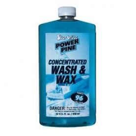 Starbrite Power Pine Wash & Wax