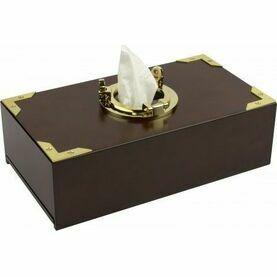 Nauticalia Naval Style Porthole Tissue box